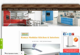 Ramya Modular Kitchen & Interiors