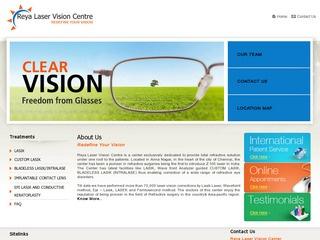 Reya Laser Vision Center