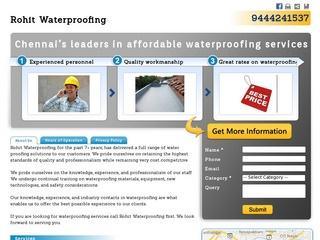 Rohit Waterproofing