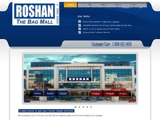 Roshan The Bag Mall