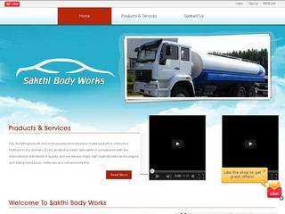 sakthi body works