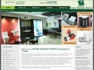 Sattar Sanitary Stores
