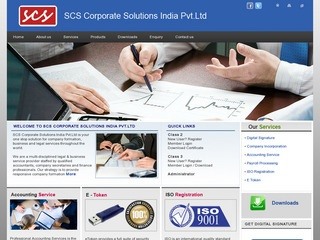 SCS Corporate Solutions India Pvt.Ltd