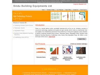 Sindu Building Equipments Ltd