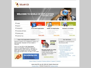 Solar Compact Disc (P) Ltd