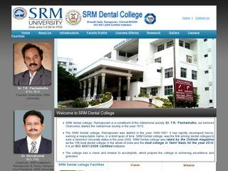 SRM  Dental Colleges