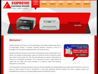 Supreme Electronic