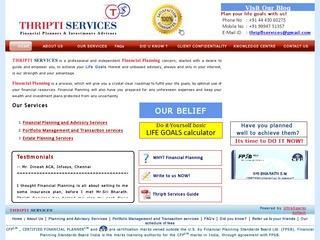 Thripti Services