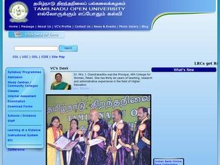 Tamilnadu Open University