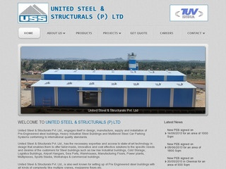 United Steel & Structurals Pvt. Ltd