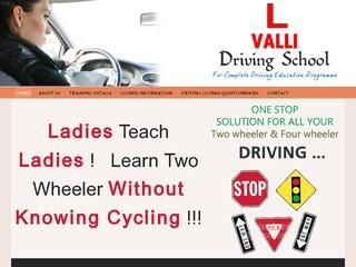 Valli Driving Schools