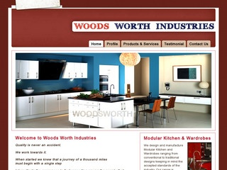 Woods worth industries